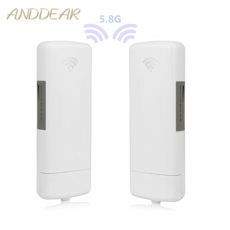9344 9331 1-3km Chipset WIFI Router WIFI Repeater CPE Long Range 300Mbps5.8GOutdoor AP  Bridge Client Router Repeater