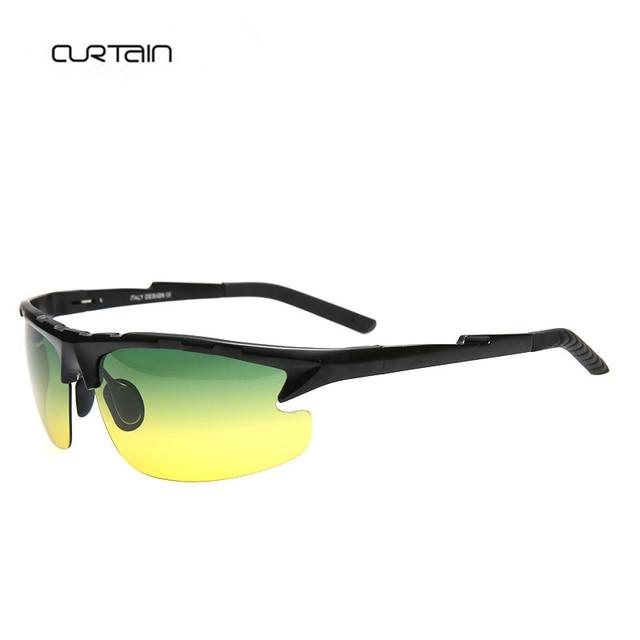 845406442f22c 2018 homens quentes HD Óculos Polarizados moda dia e noite motorista óculos  de visão noturna óculos