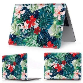 For Macbook Air 13 A1932 Case,Floral Cover for Macbook Pro 13 inch A1708 A1502 A1989 Case for MacBook Air Pro Retina 11 12 13 15