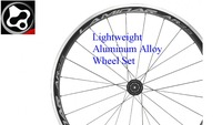 LAMINAR ( FOURIERS NEW ) Road Bike Bicycle Superior Lightweight Aluminum Alloy Wheel Set quick release QR-DX001-001