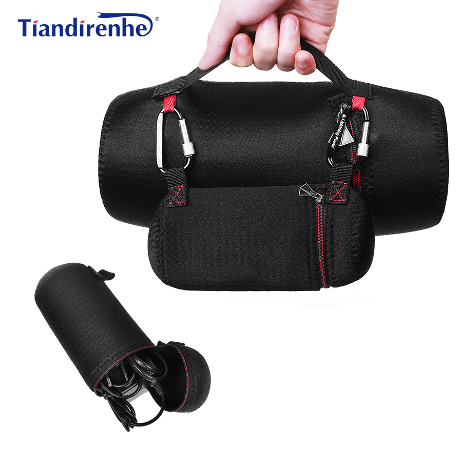 New Brand Soft Case for JBL Xtreme Bluetooth Speaker Bag Travel Protable Protective Storage Carry Outdoor Sports with Handbag