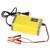 Adaptador de Alimentação portátil 12 V 6A Carregador de Bateria Da Motocicleta Carro Auto Máquina de Carregamento Inteligente Amarelo