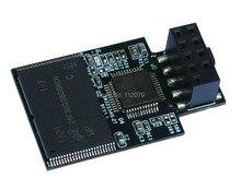 New Kingspec SSD eUSB 16GB DOM SSD(KDM-EUSB.2-016GMS) 9PINs Industrial Embedded USB Disk on Module (EUSB DOM) Flash
