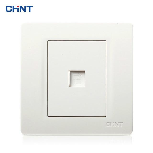 CHINT 86 Netzwerk Typ Steckdose Schaltsteckdose NEW7N Elfenbein ...