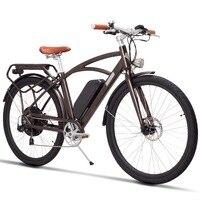 700C Высокая скорость Электрический горный велосипед, ebikes Вт для мужчин 750 Вт Мощный двигатель, ebikes взрослых с В 48 В 13AH Вт 624 литиевая батарея
