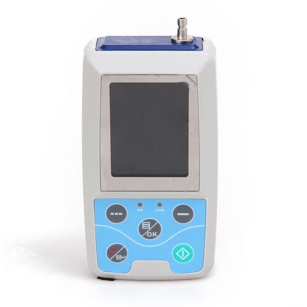 hot ABPM Holter 24 hours Ambulatory Blood Pressure Monitor Holter Digital Household Health Monitor with software USB cable abpm50 holter 24 hours ambulatory blood pressure monitor holter digital household health monitor with software usb cable neonatl