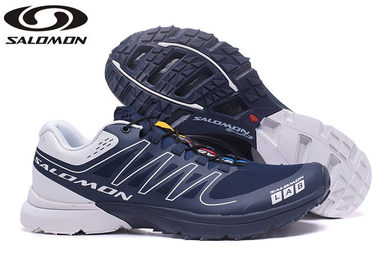 buy popular 5fc69 2136f ... Salomon S LAB SENSE M Men s Shoes Outdoor Athletic Shoes running Shoes  Summer Breathable Sport ...