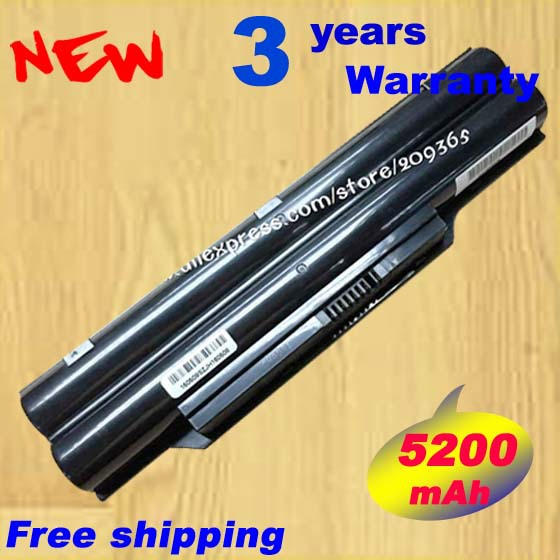 EN GROS NOUVEAU 6 CELLULES Batterie POUR Fujitsu Lifebook A532 AH532 AH532/GFX FPCBP331 FMVNBP213 FPCBP347AP CP567717-01 Livraison gratuite
