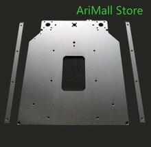 SANJIUPrinter For Ultimaker 2 Heat Bed New Design UM2 Heating Plate Aluminum Oxide Surface Blasting Whole Price 3D printer