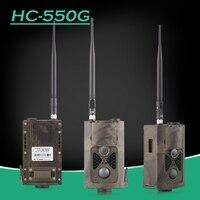 HC550G охоты Камера 3g GSM GPRS MMS SMTP/SMS 16MP 1080 P дикой природы Trail Камера s HC 550G для охоты trail игры Камера