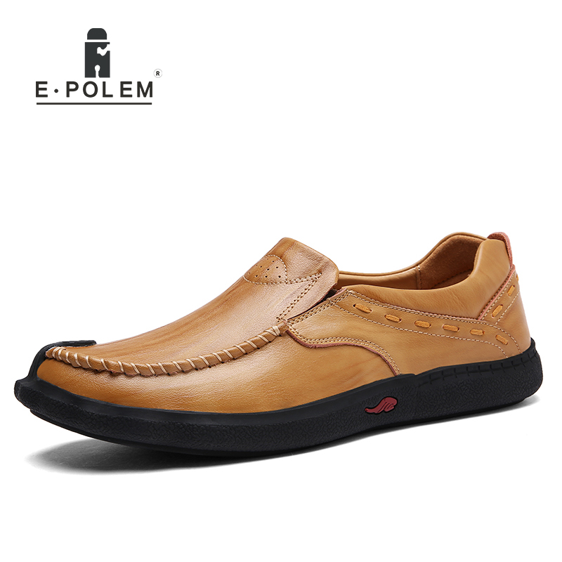 Couro Sapatos Red Brown Causal Inglaterra Khaki Homens Inverno 1882 Khaki Outono Waterpoof Moda Estilo 1895 Brown 1895 Black De Baixa 1895 1882 Novo Maré Ajuda Genuíno Black 1882 Oxfords zqHPYI