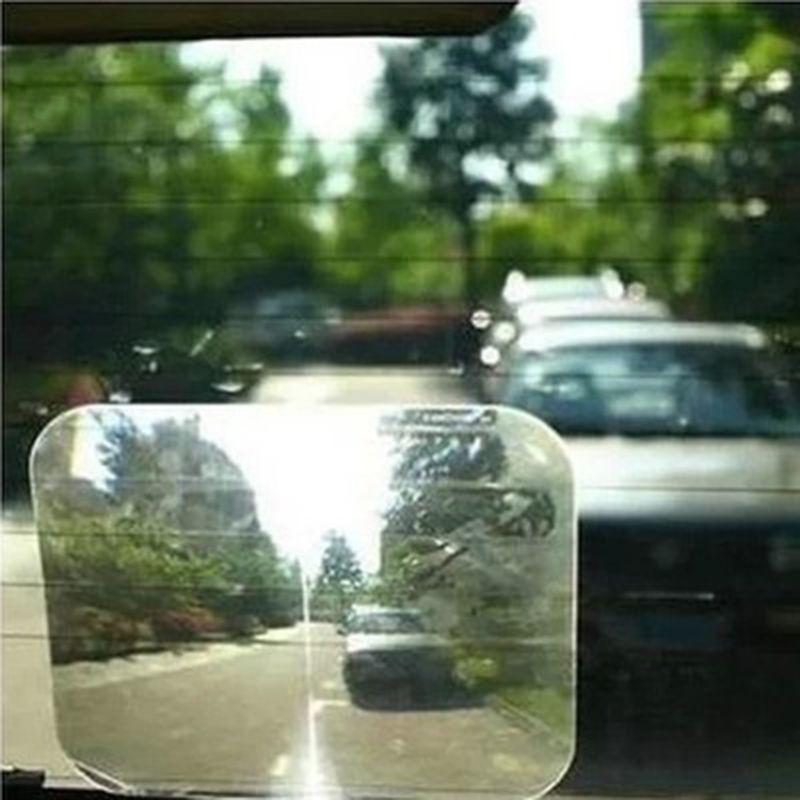 New Wide Angle Fresnel Lens Car Parking Reversing Sticker Useful Enlarge View