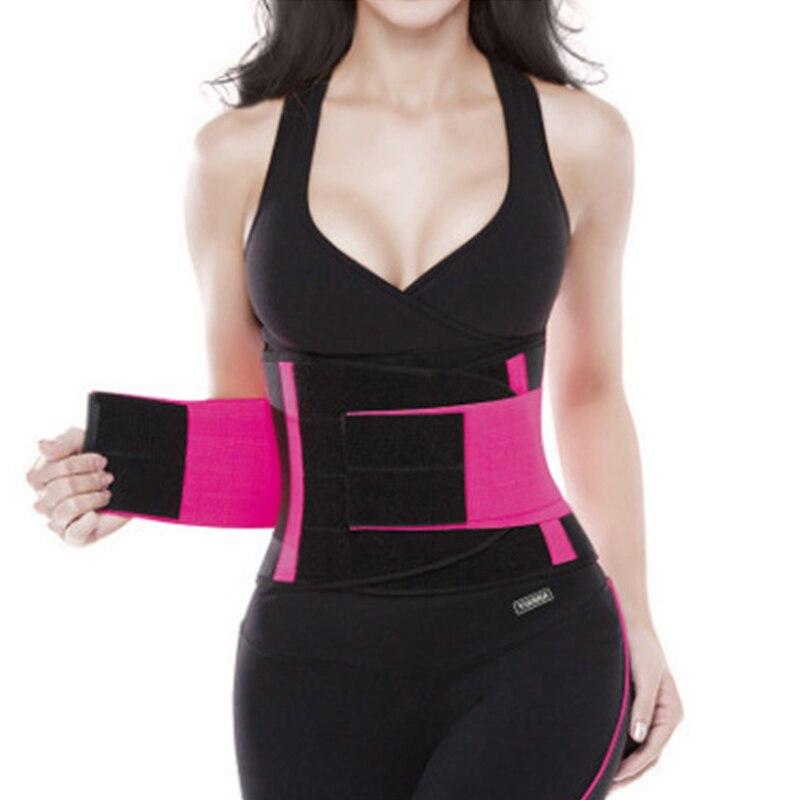 Gürtel Weibliche Frauen Former Gürtel für Bauch Reduzierung Shapewear Firm Steuerung Bauch Taille Trainer Gürtel Abnehmen Gürtel