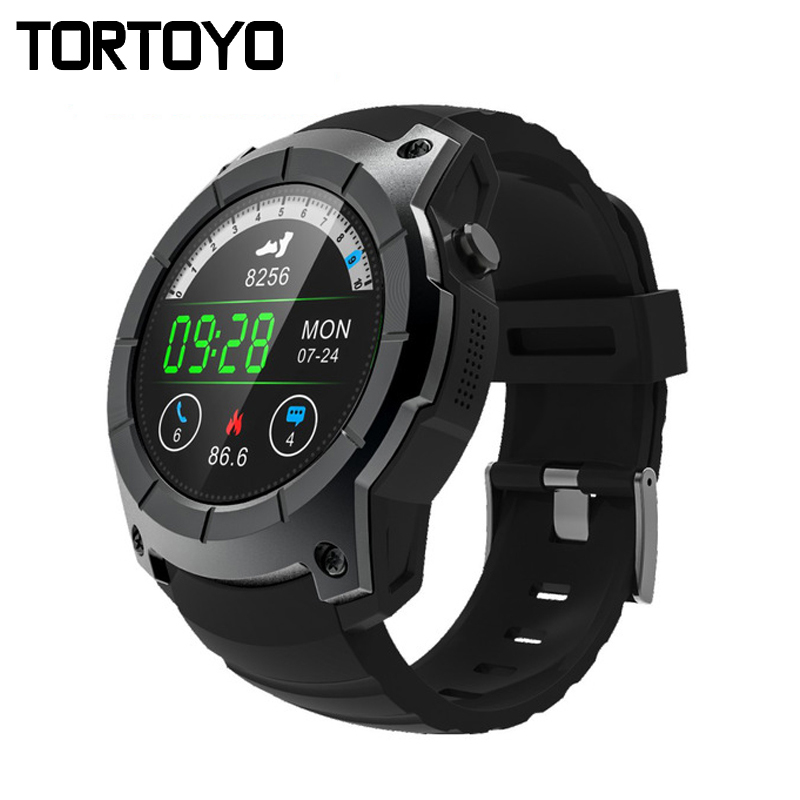 TORTOYO S958 Professional Sports SIM Card Smart Watch Phone Heart Rate Monitor GPS WiFi Dial Smartwatch for iOS Android PK S928 gps sim card gsm sports watch s958 mtk2503 heart rate monitor smartwatch multi sport model smart watch for android ios