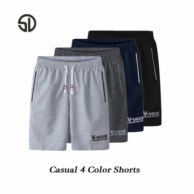 3 sztuk/partia moda męskie szorty markowe lato plażowe męskie szorty na co dzień krótkie męskie oddychające spodnie bermudy mężczyźni odzież