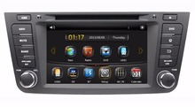 Touch screen 2 din 7″ Car DVD GPS Navigation for Geely EX7 GX7 With 3G Bluetooth IPOD TV SWC Radio/RDS AUX IN