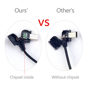 Image 5 - SOONSUN 3.5mm Mic Adapter Stereo Microphone Mini USB Cable Data Transfer Adapter for GoPro Hero 4/3+/3 External Mic Cable