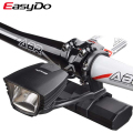 Easydo Alloy Battery Bike Light Front Headlight Handlebar Usb Rechargeable Cycling Led Lights Headlights Limited Hot Luz Luces