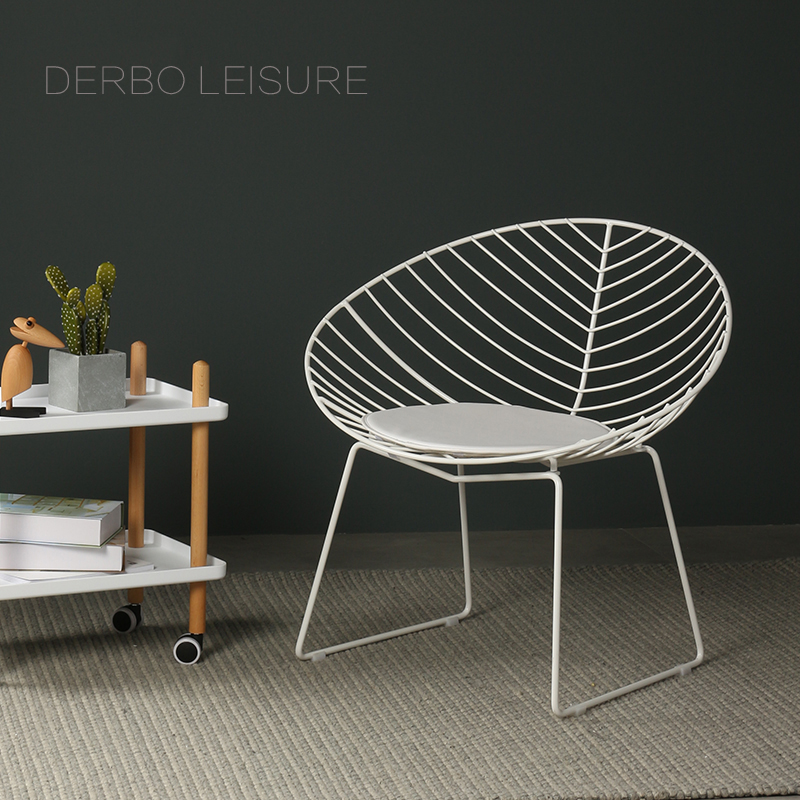 Stupendous Us 259 0 Modern Classic Design Loft Metal Steel Wire Chair Bertoia Diamond Lounge Wire Chair Living Room Fashion Relax Leisure Chair 1Pc In Dining Creativecarmelina Interior Chair Design Creativecarmelinacom