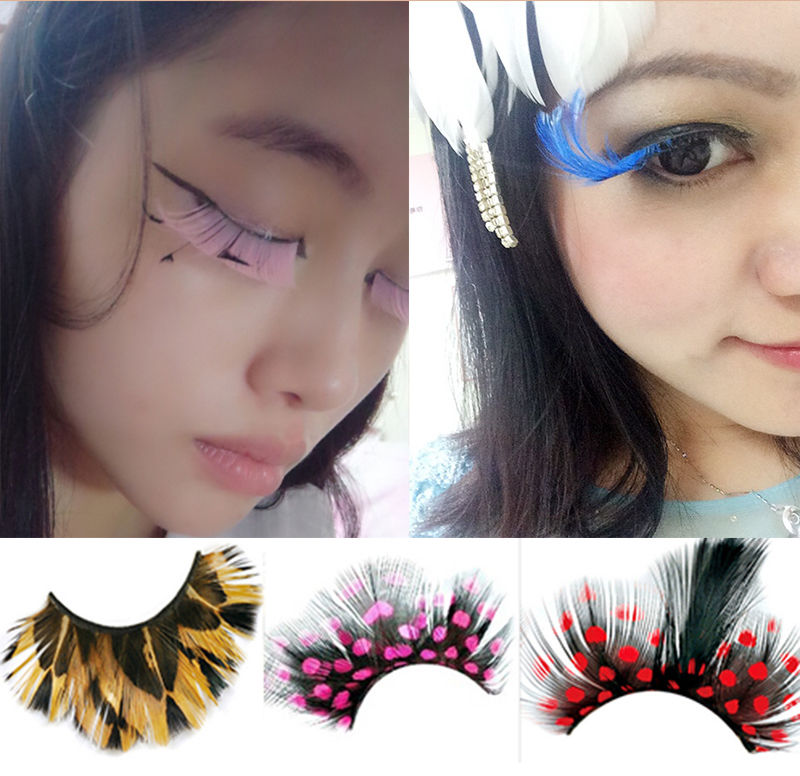 cheap fake makeup online buy wholesale crazy fake eyelashes from china crazy 4026