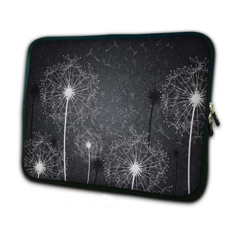 Dandelion Laptop Sleeve Tablet Case Notebook Protective Cover For ipad MacBook 7 10 12 13.3 14.4 15.6 17 inch Laptop Bag #K