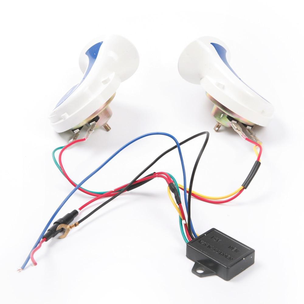 Ζεστό 12V 115db 8 Ηχητικό κλασσικό κέρατο - Ανταλλακτικά αυτοκινήτων - Φωτογραφία 3