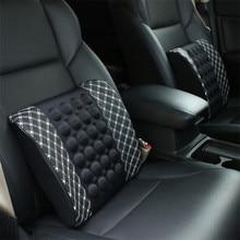цена Motor Vehicle Electric Massage Waist Cushion Electric Waist онлайн в 2017 году