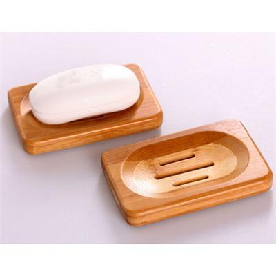 Wooden Soap Tray Holder Storage Soap Rack Plate Box Container for Bath Shower Plate Bathroom Natural Bamboo Wooden Soap Dish original xiaomi mijia hl bathroom 5 in1 sets for soap tooth hook storage box and phone holder for bathroom shower room tool