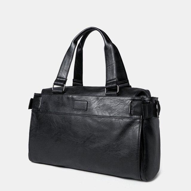 Novo 2016 homens da moda sacos de ombro ocasional saco homens trendy bolsa marcas famoso designer dos homens saco de viagem duffle
