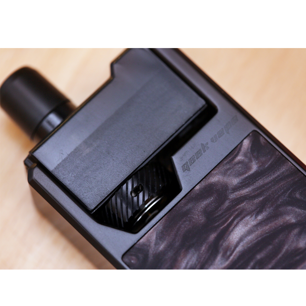 Nuevo E cigarrillo Kit de GeekVape frenesí Kit DE SISTEMA DE Pod con 2 ml de cartucho 950 mAh Vape pod frenesí pod kit - 3