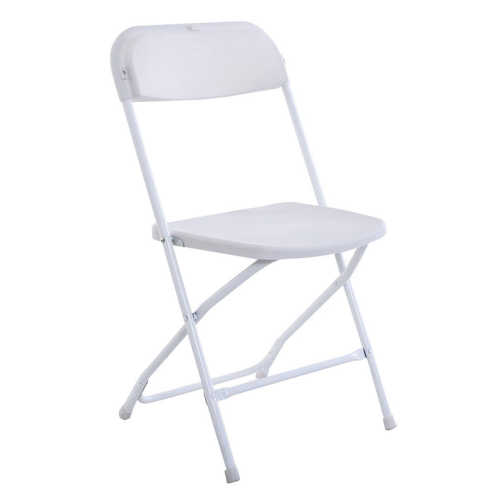 5pcs Portable Plastic Folding Chairs White Dining Room Furniture  Dropshipping In Dining Chairs From Furniture On Aliexpress.com | Alibaba  Group