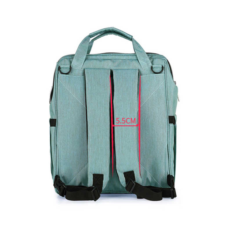Островная Фирменная Новинка большой ёмкость multi мать мешок водостойкий полиэстер пеленки подгузник рюкзак черный хаки зеленый серый