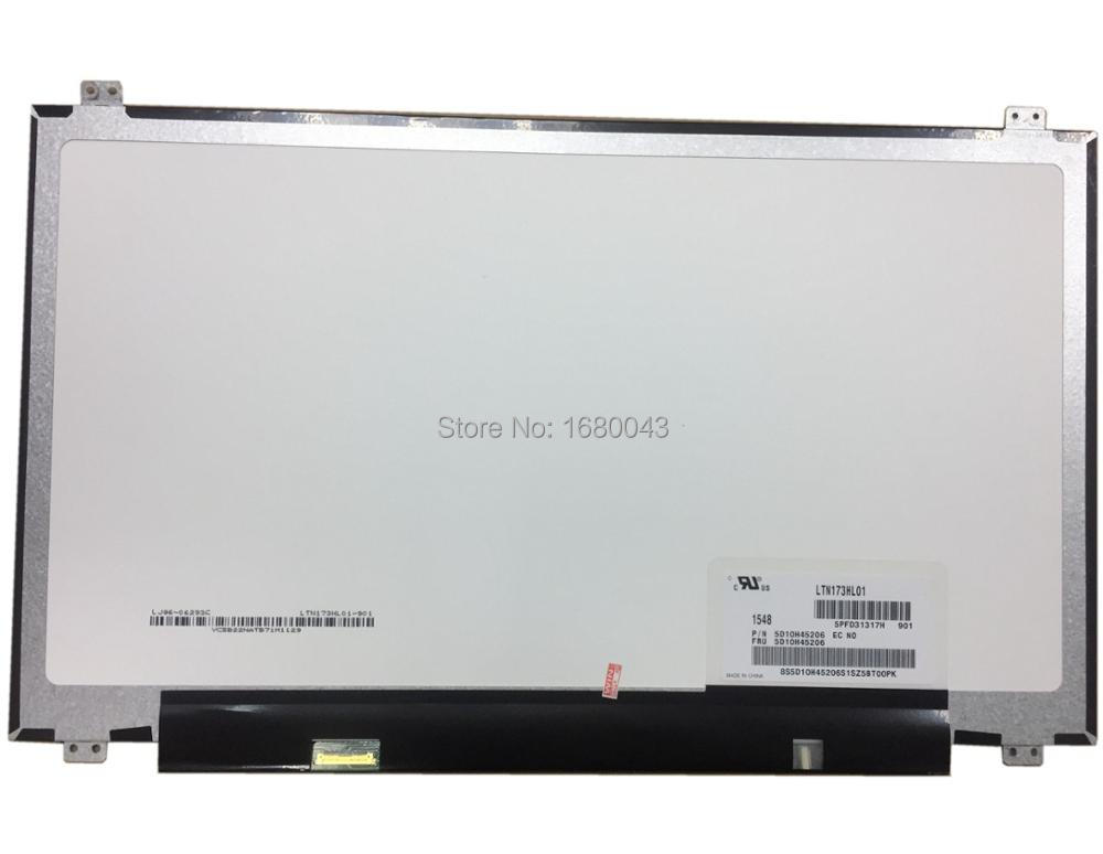 LTN173HL01 901 fit LP173WF4 SPF1 SPF3 SPF5 LP173WF4(SP)(F1) SPF2 fit IPS 1920*1080 30pin LCD LED SCREEN LAPTOP PANEL штатив 2 fotomate lp 01 lp 01