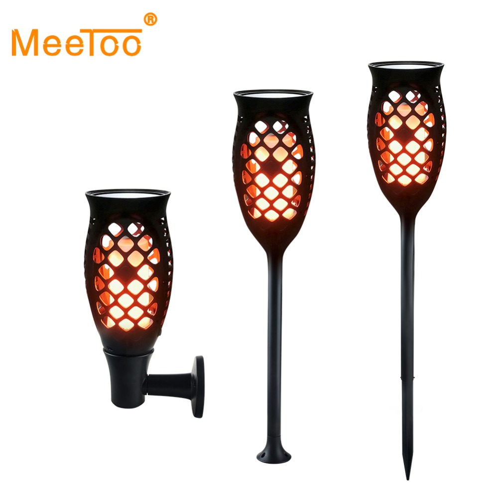 LED Solar Lamp Garden Lights Waterproof Outdoor Solar ...