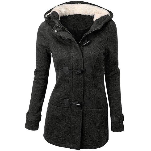 Women Brand Tracksuit 2016 Autumn Long Sleeve Sweatshirt Warm Jacket Hoodie Hooded Coat