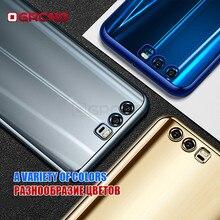 Роскошные Ultra Slim гальванических чехол для Huawei P10 плюс P 9 lite ТПУ Мягкий силиконовый чехол для Huawei P10 lite Honor 9 чехол