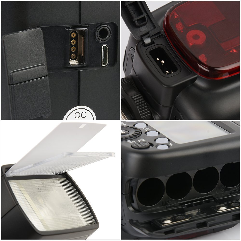 Image 5 - 2x Godox TT685N 2.4G Wireless HSS 1/8000s i TTL Flash Speedlite + X1T N Trigger + 10x 2500mAh Battery for Nikon DSLR Camerasgodox tt685nflash speedlitefor nikon -
