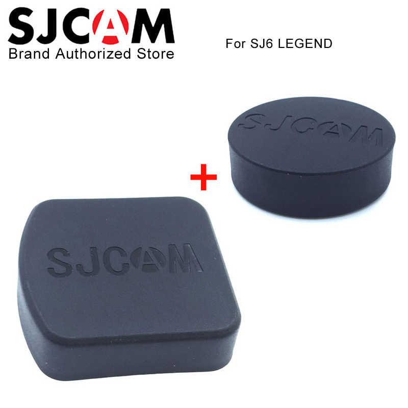 SJCAM аксессуары SJ6 Legend крышка объектива и капот для SJCAM SJ6 водонепроницаемый корпус Чехол Спортивная Экшн-камера