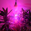 80W 100 LEDs Full Spectrum Grow Light AC85-265V E27 Indoor Plant Lamp For Plants Vegs Hydroponic System Grow/Bloom Flowering