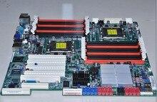 Исходный сервер материнская плата для asus z8pe-d12 lga 1136 ddr3 двойного маршрута w5500/x5500/e5500/l5500 рабочего стола материнская плата бесплатная доставка