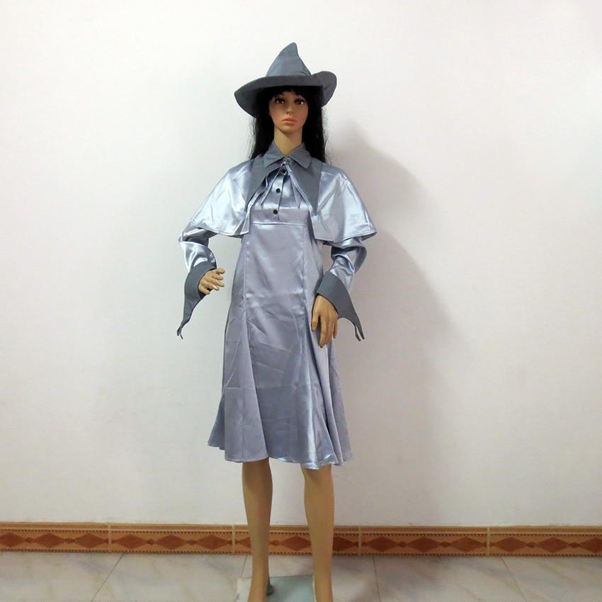 Hot!Fleur Isabelle Delacour Cosplay Costume Custom Made