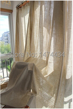Free shipping New finished product Linen curtains for the bedroom,solid window curtain for the living room,home blind