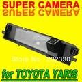 Para Philips TOYOTA YARIS Coche de Visión Trasera Una Copia de Seguridad de Marcha Atrás Sensor de Aparcamiento CAM Cámara Gran Angular