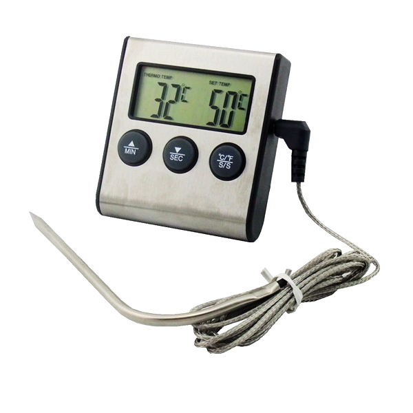 Gute kompakte günstige silber drei buttons digitale kochen küche ...