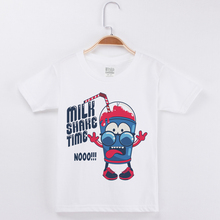 Hot Sale Funny T-Shirts 3D T Shirt Creative Printing Hand Boys Tshirt Cotton Fashion Half Sleeve Tees White For Girls