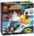 Bela bloques juguetes Avengers superhéroe Superman Batman 10225 Pingüino cara modelo figura de acción de juguete marioneta muñeca bloques de construcción de juguetes