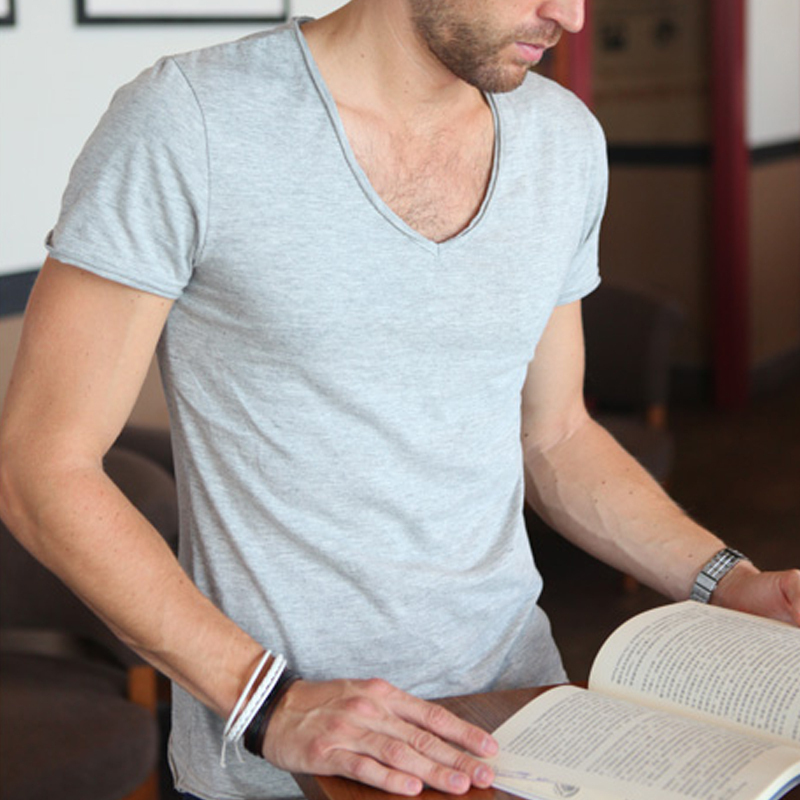 2013 new fashion brand name top male white slim mens for Best white shirt mens