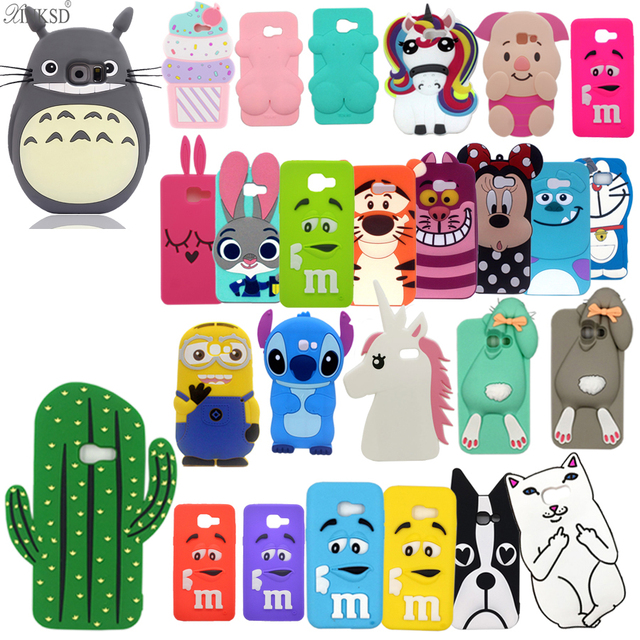 coque samsung j3 2017 lapin 3d