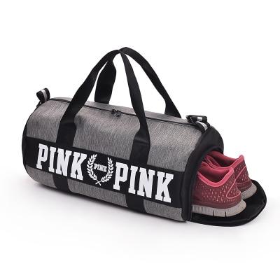 wholesale Newest Victoria pink short trip bag (can put shoes) waterproof luggage secret bag vs bag