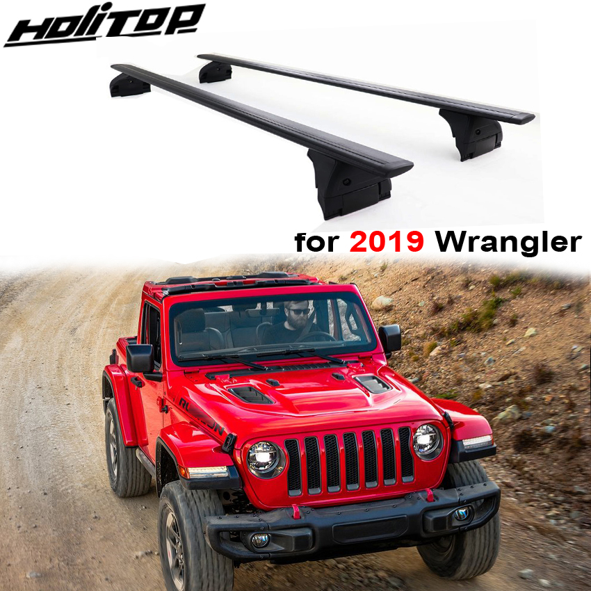 OE roof rack roof rail roof bar cross bar for Jeep Wrangler GL 2018 2019 original